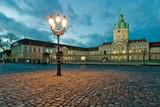 Fototapete Architektur - Nacht - Schloss