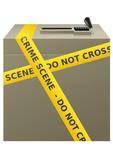 Election frauduleuse poster