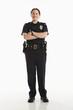 Smiling Policewoman. - 5330658