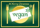 vegan / vegetarian series poster
