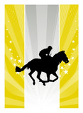 Olympic Games - Equestrian poster