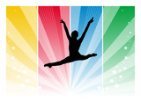 Olympic Games - Gymnast