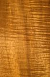 Figured Hawaiian Koa Wood poster