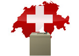 Election suisse poster