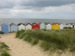 Seaside Beach-huts