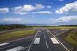 Airport runway. - 5371417