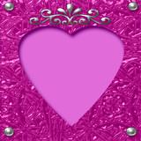 valentine cutout poster