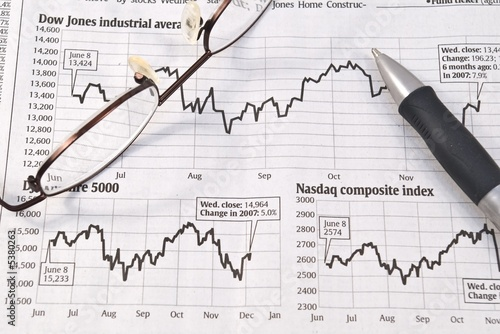 Watching the Stock Market poster