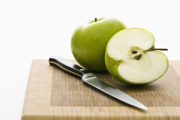 Granny Smith apples.