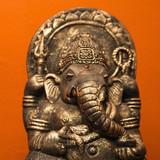 Hindu statue. poster