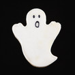 Ghost sugar cookie.