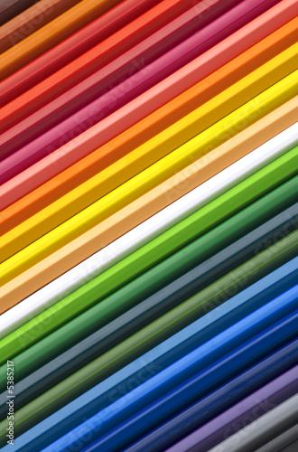 colors pencils background