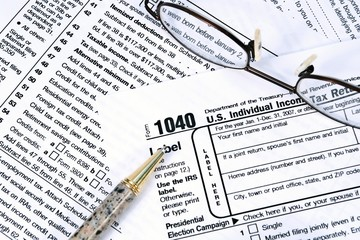 IRS Income Tax Preparation