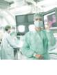 nurse in operation dress taking poses