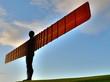 Angel of the North Landmark of Gateshead Newcastle - 5404057