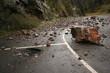 Fallen rocks in Cheddar Gorge in Somerset - 5404801