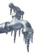 Frozen Faucet