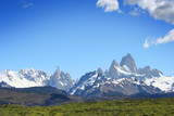 Patagonia Landscape, south of Argentina poster