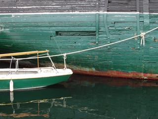 Moored Boat 09