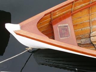 Moored Boat 03