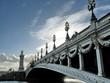 Pont Alexandre III, La Seine,  Paris
