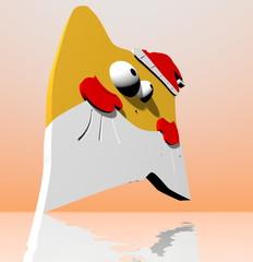 Natale Pauroso 3D