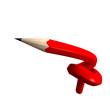 crayon idée rouge 3