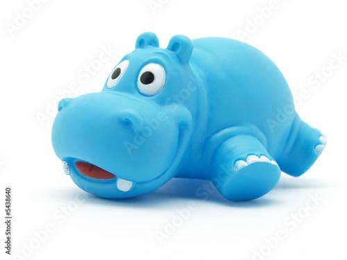 plastic toy isolated on white background - 5438640