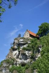 Burg Pottenstein Püttlachtal