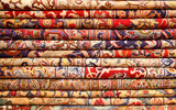 Persian carpets (Iranian carpets and rugs) poster