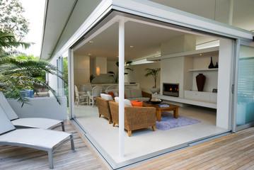 Modern, designer home