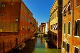 Venetian highway poster