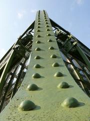 Palmenhausdetail