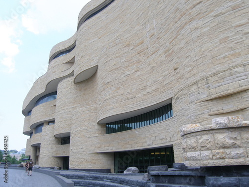 National museum of the american Indian washington usa