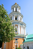 Chapel in the Pecherskaya Lavra , Kiev, Ukraine