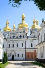 Uspanskiy temple in Pecherskaya Lavra , Kiev, Ukraine