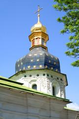 Pecherskaya Lavra - religious edifice, Kiev, Ukraine