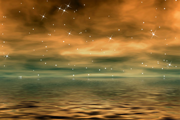 noche dorada