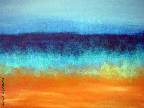 abstract acrylic painted background © swoodie