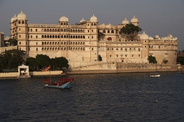 City Palace At Udaipur