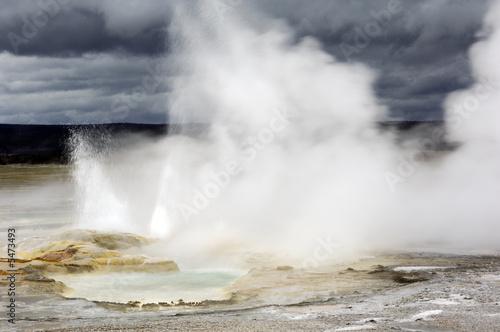 Land aus Feuer und Wasser - Yellowstone National Park