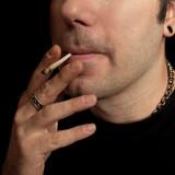 Smoking marijuana poster