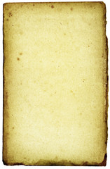 Green stained rough toxic - grunge paper pattern