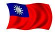 taiwan fahne flag