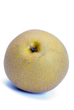 asian nashi pear also known as japanese chinese korean poster