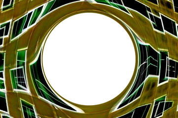 circulo blanco