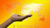 Commerce international poster
