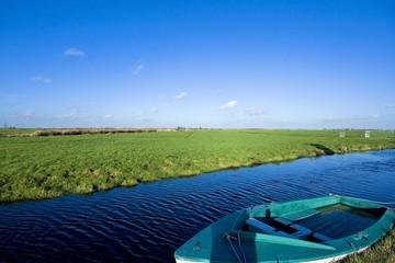 Rural dutch view
