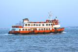 portuguese commuter boat poster