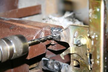 Drilling steel